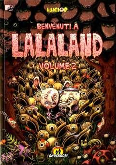 Copertina BENVENUTI A LALALAND n.2 - PINKY E PINKWYDD NEL BOSCO DI BOLDUC, SHOCKDOM