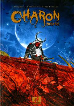 Copertina CHARON n.2 - CHARON, SHOCKDOM