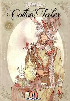 Copertina COTTON TALES n. - COTTON TALES, SHOCKDOM
