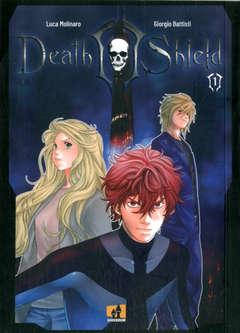 Copertina DEATH SHIELD n.1 - DEATH SHIELD, SHOCKDOM