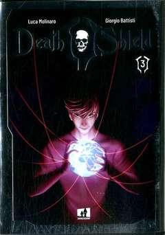Copertina DEATH SHIELD n.3 - DEATH SHIELD, SHOCKDOM