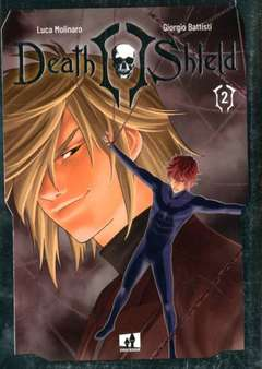 Copertina DEATH SHIELD Variant n.1 - DEATH SHIELD - Variant, SHOCKDOM