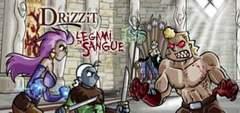 Copertina DRIZZIT n.2 - LEGAMI DI SANGUE, SHOCKDOM