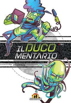 Copertina DUCO MENTARIO n. - IL DUCO MENTARIO, SHOCKDOM