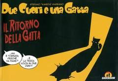 Copertina DUE CUORI E UNA GATTA n.4 - IL RITORNO DELLA GATTA, SHOCKDOM