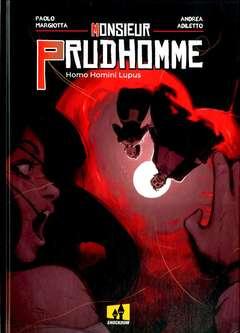 Copertina MONSIEUR PRUDHOMME n. - MONSIEUR PRUDHOMME, SHOCKDOM