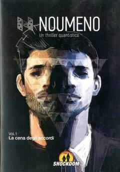 Copertina NOUMENO n.1 - LA CENA DEGLI ACCORDI, SHOCKDOM