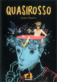 Copertina QUASIROSSO n. - QUASIROSSO, SHOCKDOM