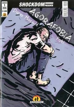 Copertina SHOCKDOM PRESENTA n.1 - AGORAFOBIA, SHOCKDOM