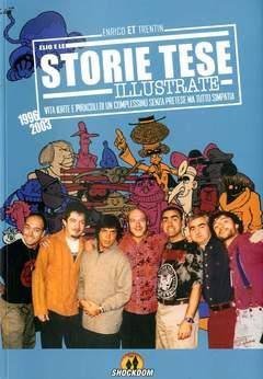 Copertina STORIE TESE ILLUSTRATE n.2 - 1996-2003, SHOCKDOM