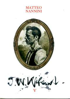 Copertina J.W.WILAND n.5 - SARA, SMOKELAND PRESS