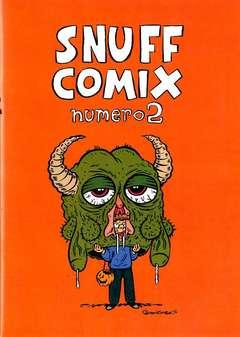 Copertina SNUFF COMIX n.2 - SNUFF COMIX, SNUFF COMIX
