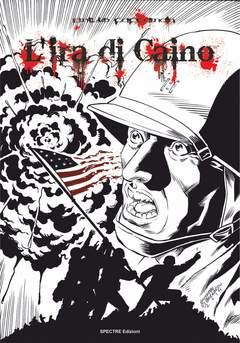 Copertina SPECTRE Graphic Novel n.UNICO - L'IRA DI CAINO, SPECTRE EDIZIONI
