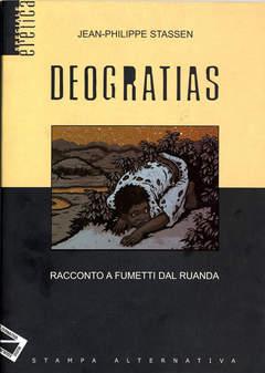 Copertina DEOGRATIAS n. - DEOGRATIAS, STAMPA ALTERNATIVA
