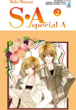 Copertina S-A SPECIAL A n.2 - S-A SPECIAL A (m17), STAR COMICS