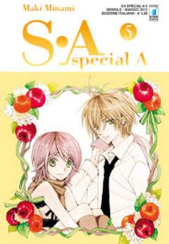 Copertina S-A SPECIAL A n.5 - S-A SPECIAL A (m17), STAR COMICS