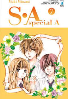 Copertina S-A SPECIAL A n.7 - S-A SPECIAL A (m17), STAR COMICS