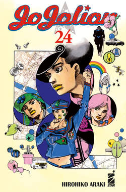 Copertina ACTION n.328 - JOJOLION 24, STAR COMICS