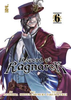 Copertina ACTION n.330 - RECORD OF RAGNAROK 6, STAR COMICS