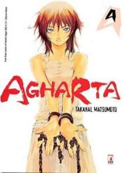 Copertina AGHARTA n.4 - AGHARTA 4, STAR COMICS