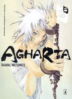 Copertina AGHARTA n.5 - AGHARTA 5, STAR COMICS