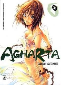 Copertina AGHARTA n.6 - AGHARTA 6, STAR COMICS