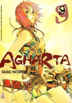 Copertina AGHARTA n.9 - AGHARTA 9, STAR COMICS