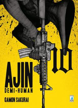 Copertina AJIN - DEMI HUMAN n.10 - AJIN - DEMI HUMAN, STAR COMICS