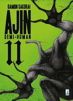 Copertina AJIN - DEMI HUMAN n.11 - AJIN - DEMI HUMAN, STAR COMICS
