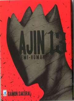 Copertina AJIN - DEMI HUMAN n.13 - AJIN - DEMI HUMAN 13, STAR COMICS
