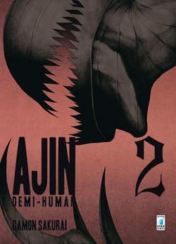 Copertina AJIN - DEMI HUMAN n.2 - AJIN - DEMI HUMAN 2, STAR COMICS