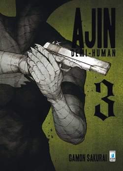 Copertina AJIN - DEMI HUMAN n.3 - AJIN-DEMI HUMAN 3, STAR COMICS