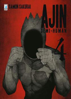 Copertina AJIN - DEMI HUMAN n.4 - AJIN - DEMI HUMAN 4, STAR COMICS