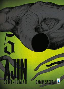 Copertina AJIN - DEMI HUMAN n.5 - AJIN - DEMI HUMAN 5, STAR COMICS