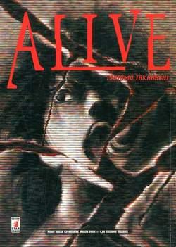 Copertina ALIVE n.52 - ALIVE, STAR COMICS