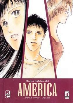 Copertina AMERICA n.61 - AMERICA, STAR COMICS