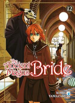 Copertina ANCIENT MAGUS BRIDE n.12 - MITICO 271, STAR COMICS