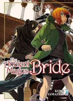 Copertina ANCIENT MAGUS BRIDE n.13 - MITICO 276, STAR COMICS