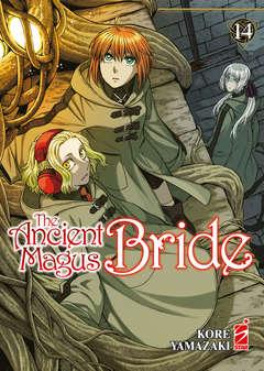 Copertina ANCIENT MAGUS BRIDE n.14 - MITICO 279, STAR COMICS