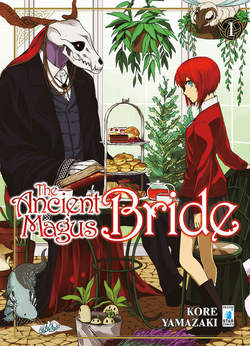 Copertina ANCIENT MAGUS BRIDE n.1 - ANCIENT MAGUS BRIDE, STAR COMICS