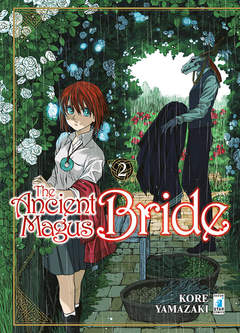 Copertina ANCIENT MAGUS BRIDE n.2 - ANCIENT MAGUS BRIDE, STAR COMICS