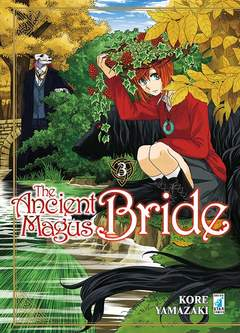 Copertina ANCIENT MAGUS BRIDE n.3 - ANCIENT MAGUS BRIDE, STAR COMICS