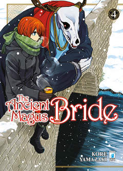 Copertina ANCIENT MAGUS BRIDE n.4 - ANCIENT MAGUS BRIDE, STAR COMICS