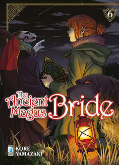 Copertina ANCIENT MAGUS BRIDE n.6 - ANCIENT MAGUS BRIDE, STAR COMICS