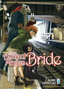 Copertina ANCIENT MAGUS BRIDE n.7 - ANCIENT MAGUS BRIDE, STAR COMICS