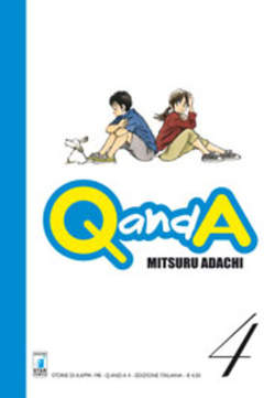 Copertina Q AND A n.4 - Q AND A 4, STAR COMICS