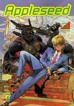 Copertina APPLESEED n.3 - APPLESEED 3, STAR COMICS