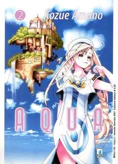 Copertina AQUA n.2 - A Q U A 2, STAR COMICS