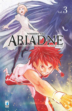 Copertina ARIADNE IN THE BLUE SKY n.3 - ARIADNE IN THE BLUE SKY 3, STAR COMICS