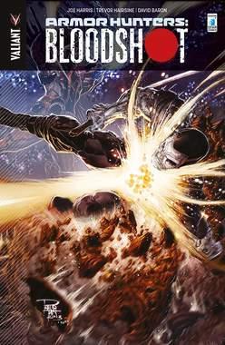 Copertina ARMOR HUNTERS n.2 - BLOODSHOT, STAR COMICS